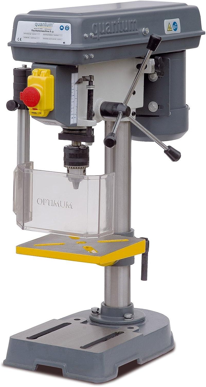 Optimum Quantum B16 - Taladradora de mesa y de columna: Amazon.es ...
