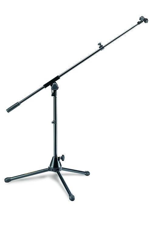 Hercules MS540B LO-PRO Tripod Boom Microphone ST