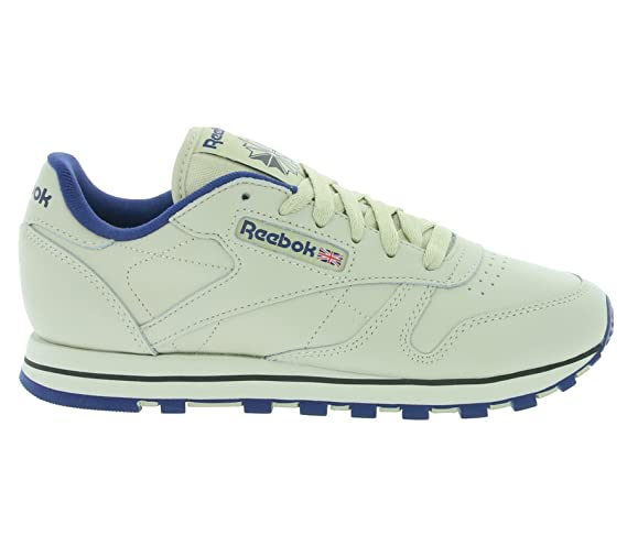 Reebok Classic Leather Women Schuhe Ecru - 38: REEBOK: Amazon.es: Zapatos y complementos
