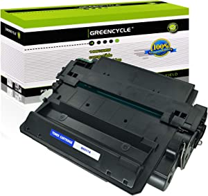 GREENCYCLE Compatible Toner Cartridge Replacement for HP 11X Q6511X Use for Laserjet 2430 2420 2410 2400 2420d 2420dn 2430tn Printer (High Yield Black, 1-Pack)