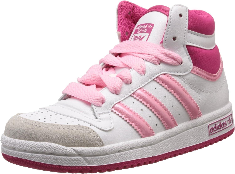 Adidas Originals Topten Hi K, Zapatillas para Niñas: Amazon.es: Zapatos y complementos