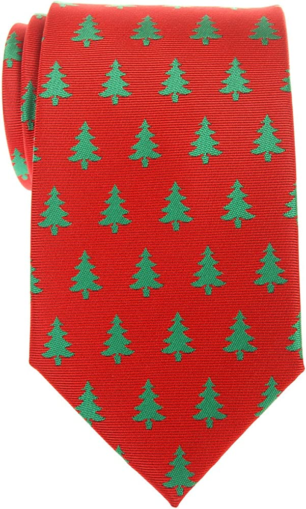 Retreez Árbol de Navidad Patrón funda de tela microfibra para ...