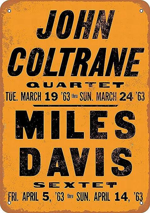 Watermelo John Coltrane Quartet Carteles de Chapa Carteles ...