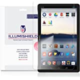 """iLLumiShield - Samsung Galaxy View Screen Protector 18.4"""" Japanese Ultra Clear HD Film with Anti-Bubble and Anti-Fingerprint - High Quality Invisible Shield - Lifetime Warranty - [1-Pack]"""