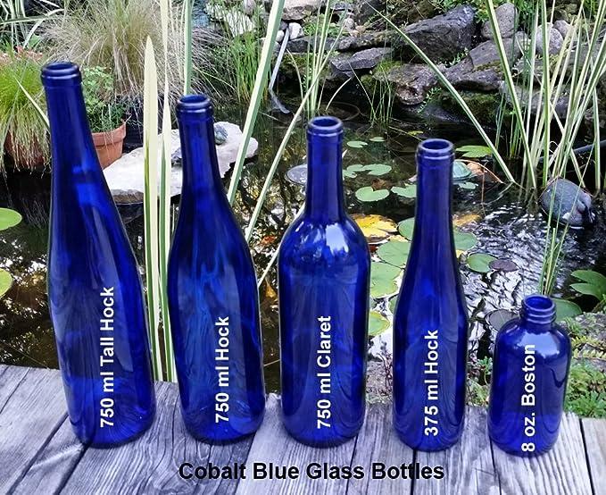 Home | Wine glass, Glass, Cobalt blue