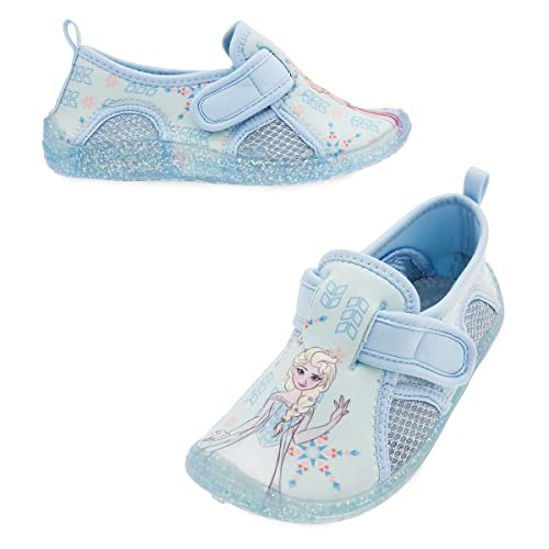 Disney Frozen Anna Elsa Swim Shoes for Kids - Beach Pool (1) Blue b3f1b867e7e