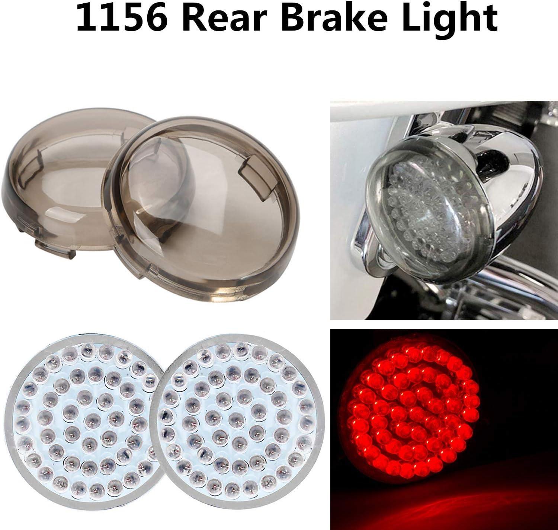 Pro Braking PBK7755-ORA-RED Front//Rear Braided Brake Line Orange Hose /& Stainless Red Banjos