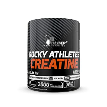 on sale detailing 2018 shoes Olimp Rocky Athletes Creatine Supplement: Amazon.co.uk ...