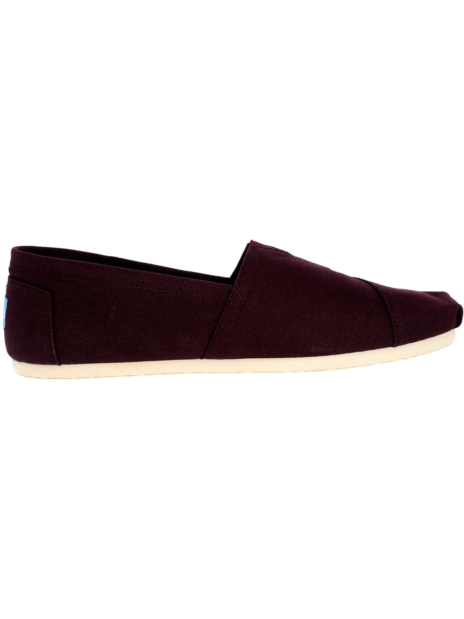 TOMS Men's Classic Canvas Slip-On, Red Mahogany Canvas - 11.5 D(M) US by TOMS (Image #3)