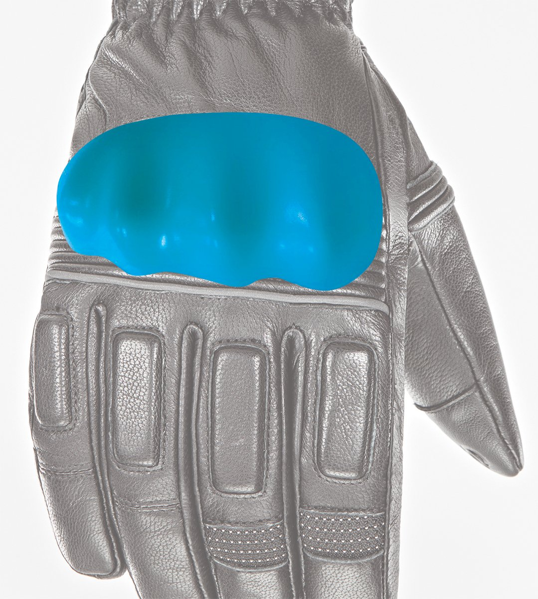 Joe Rocket Mens Heated Gloves Matte Black X Large