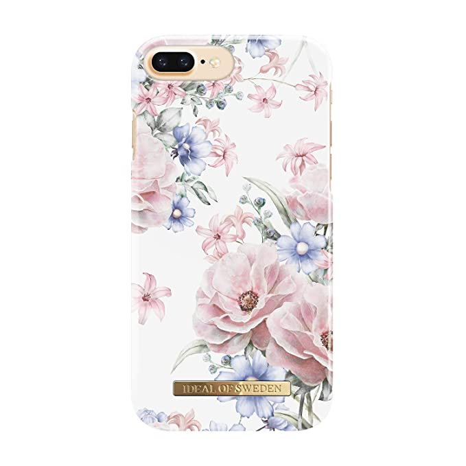 pretty nice 0e5a2 e1384 iDeal Of Sweden Floral Romance Cell Phone Case for iPhone 8 Plus / 7 Plus /  6 Plus / 6s Plus