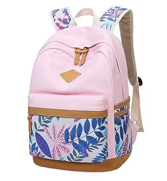 Mochilas Escolares Juveniles Mochila Escolar Juveni Conjunto de 3 para Universitarias Colegio Bolso Chicas Chico Niña Backpack Bolsa de Hombro Bolsos ...