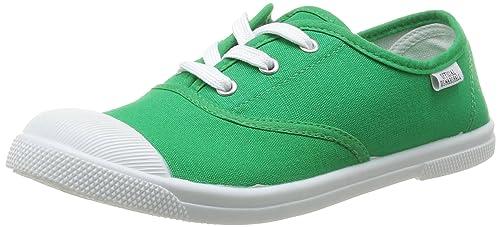 Diese 02396 - Zapatillas de tela para mujer, color verde, talla 35 U.S Marshall