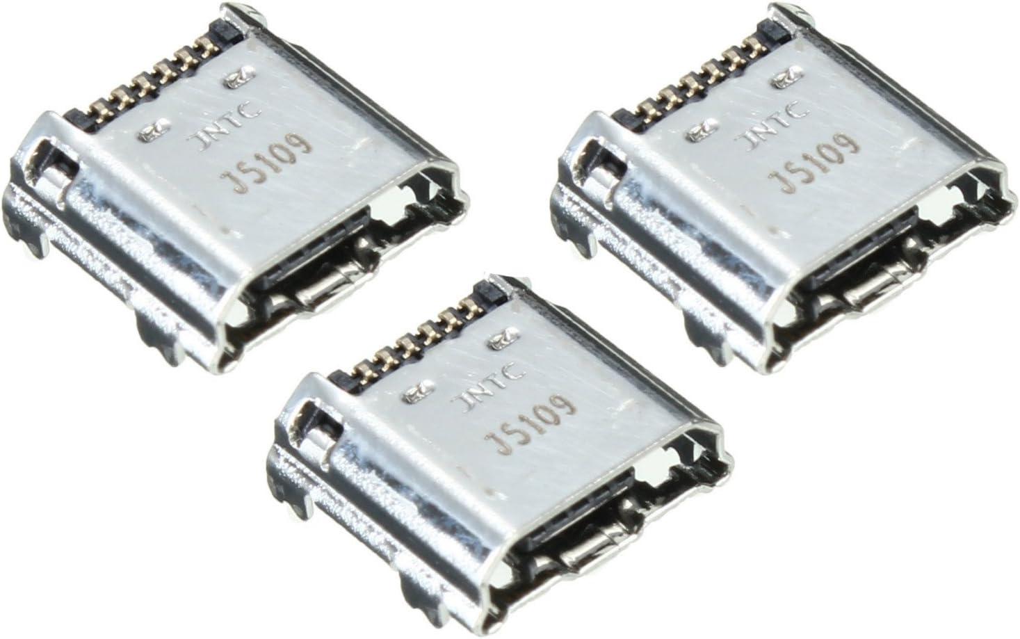 2 X Samsung Galaxy Tab 3 Lite 7.0 SM-T110 T111 Charging Port Connector Dock USB