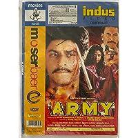 Army - Shahrukh Khan [Movie DVD]