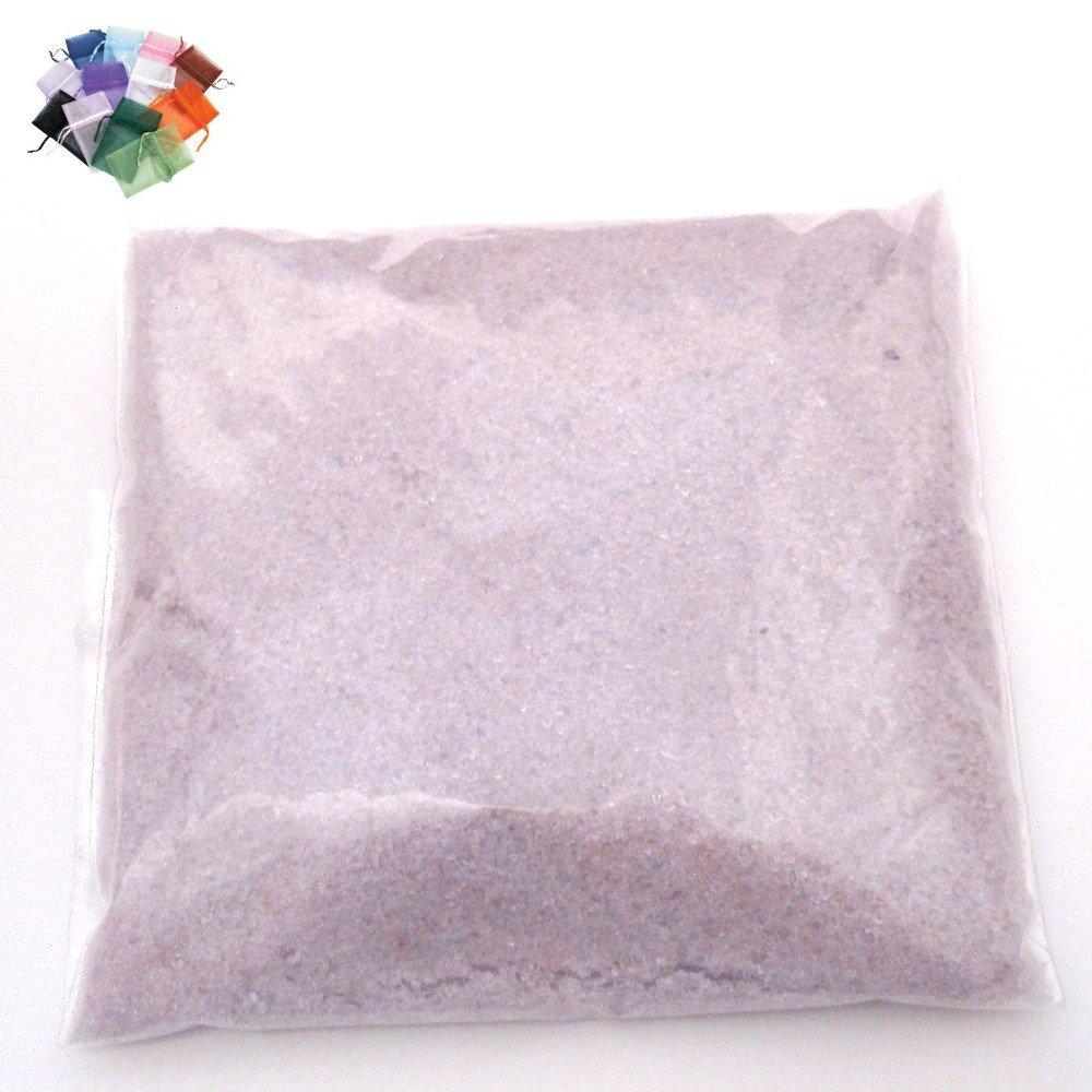Ailiseu 100g Bath Dead Sea Salt - White Musk & Lavender