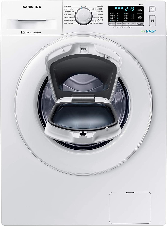 Samsung - Lavadora AddWash™ Serie 5 9kg WW90K5410WW
