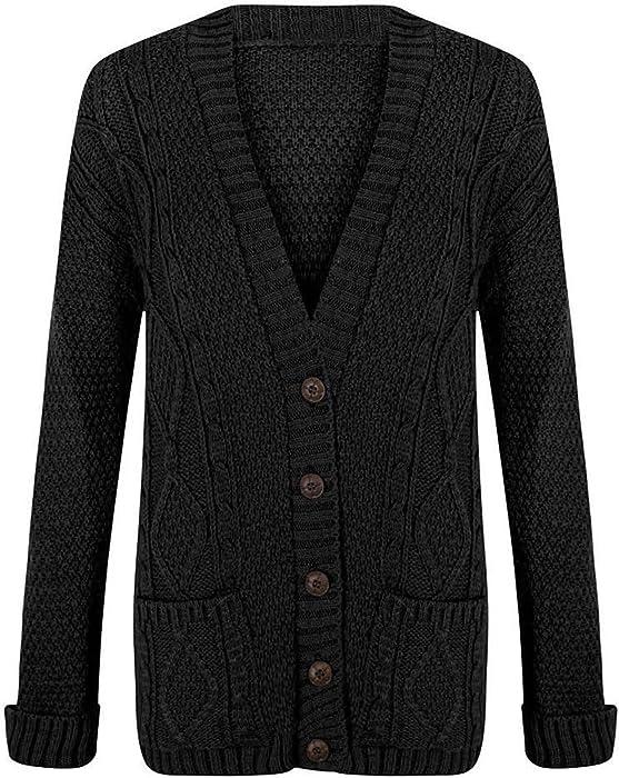 Ex M/&S New Ladies Black Tiered Frill Sleeve Fine Knit Jumper