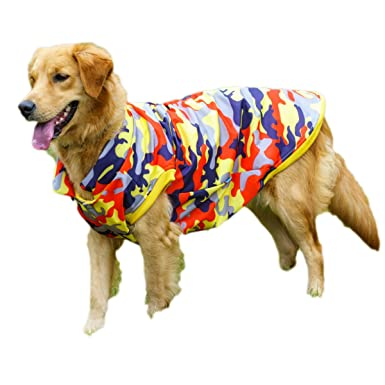 PDFGO Ropa Para Mascotas Artículos Para Mascotas Ropa Para Perros Ropa De Invierno Perros Grandes Algodón Engrosamiento Chalecos,C-30: Amazon.es: Ropa y ...