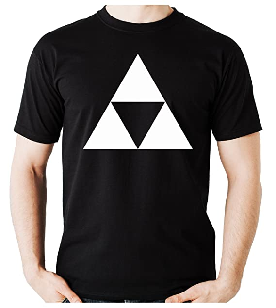 c7bb17249 YDS Accessories The Triforce Triangle Hyrule Symbol T-Shirt Alternative  Clothing Legend Of Zelda (