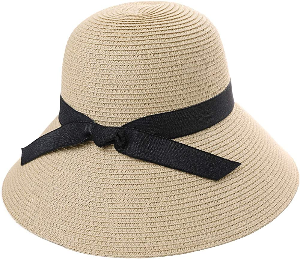 Packable UPF Straw Sunhat...