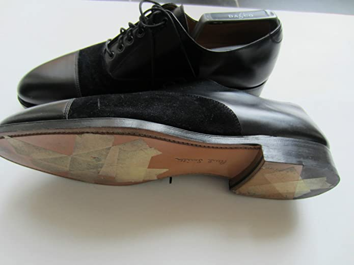 e7e8c2907f22c0 Paul Smith Men Evening Shoes Black Leather/Suede Formal Shoe - Excellence  in Footwear: Amazon.co.uk: Shoes & Bags