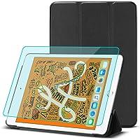 Pengpower Funda para iPad Mini 2019/ipad Mini 4 y Protector de Pantalla para iPad Mini 5 y iPad Mini 4