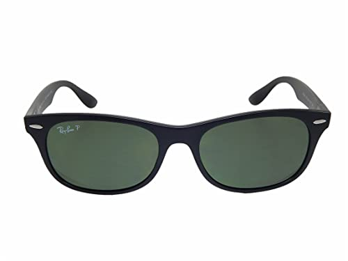 bcfe2f5657c83 New Ray Ban Tech LiteForce RB4207 601S9A Matte Black Polar Green Polarized  55mm Sunglasses  Amazon.ca  Shoes   Handbags