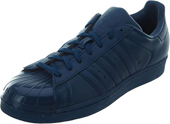 adidas Womens Superstar Glossy Toe