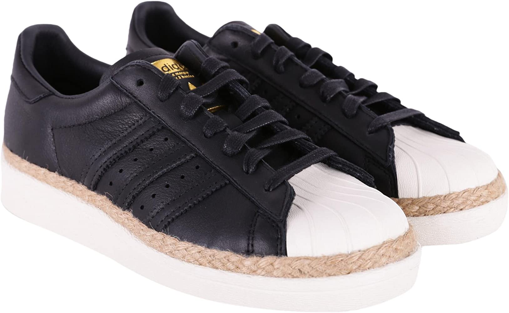 adidas Originals Superstar 80S New Bold W, Core Black Core