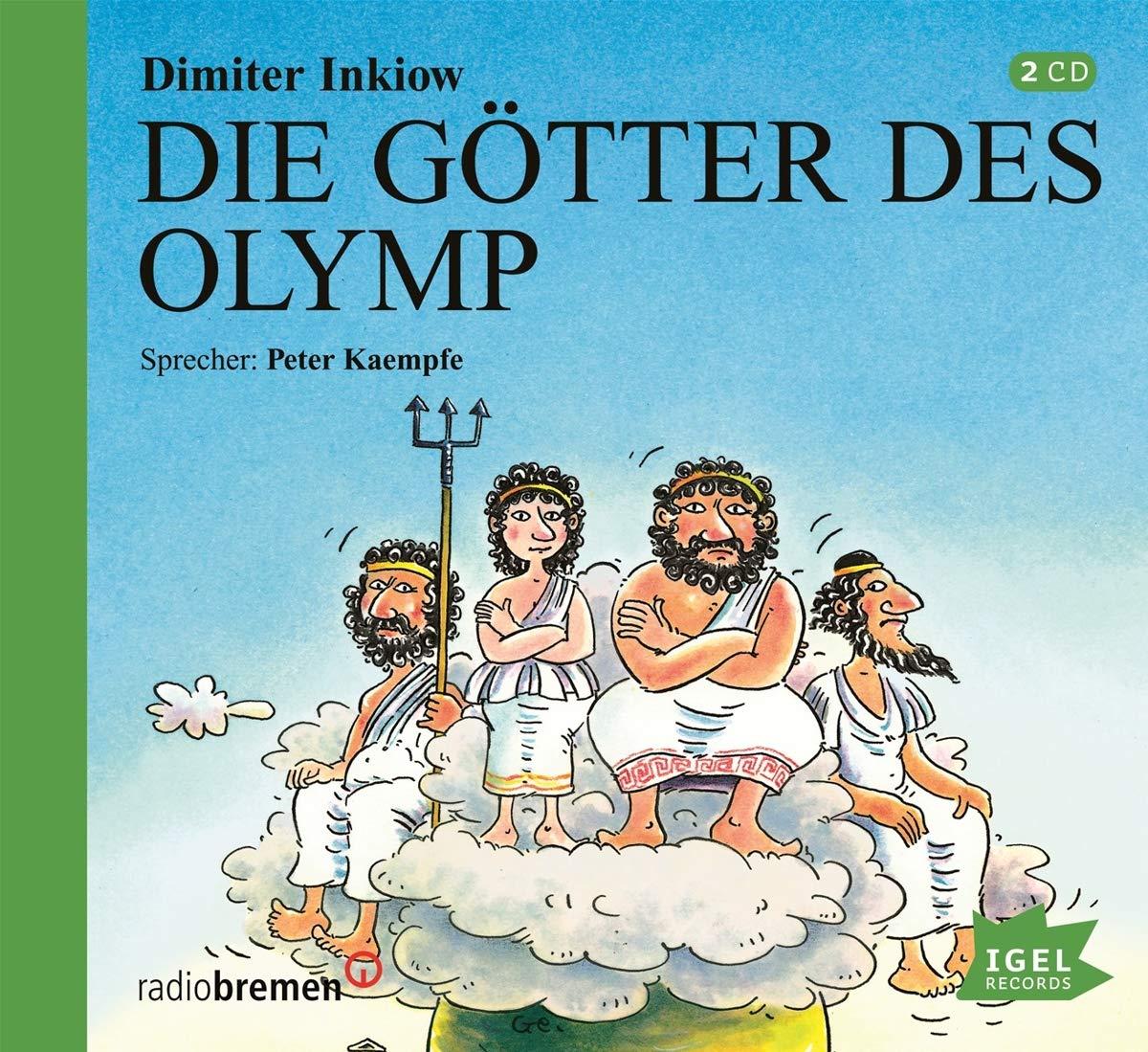 buying now exclusive deals new styles Die Götter des Olymp: Amazon.de: Dimiter Inkiow, Wilfried ...