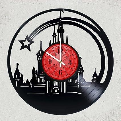 Home Decor USA Walt Disney Vinyl Wall Clock