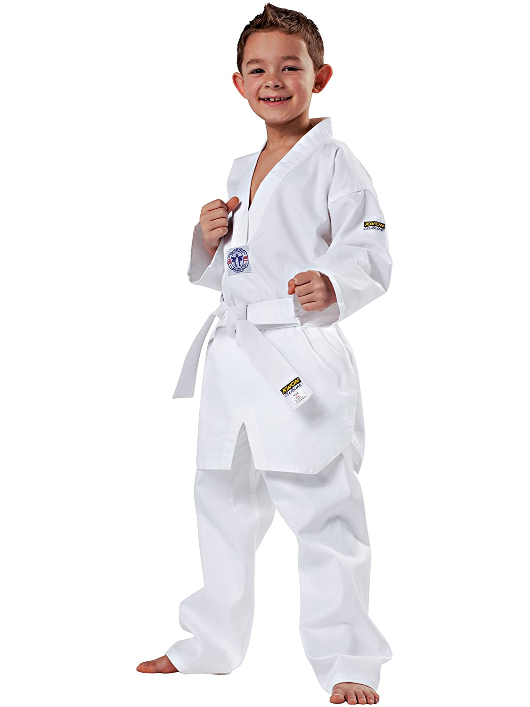 Traje de Taekwondo Song de Kwon - Color Blanco, 551003, Talla 90 ...