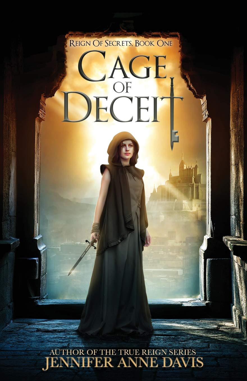 Cage of Deceit: Reign of Secrets, Book 1 ebook