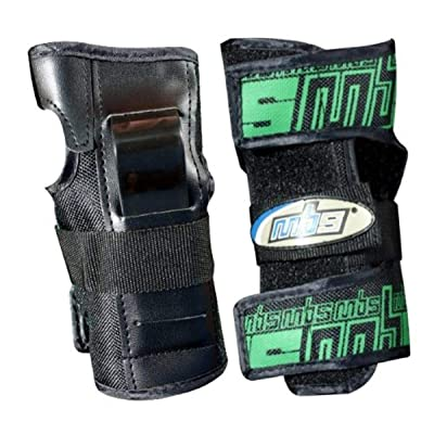 MBS Pro Wrist Guards : Skate And Skateboarding Wrist Guards : Sports & Outdoors