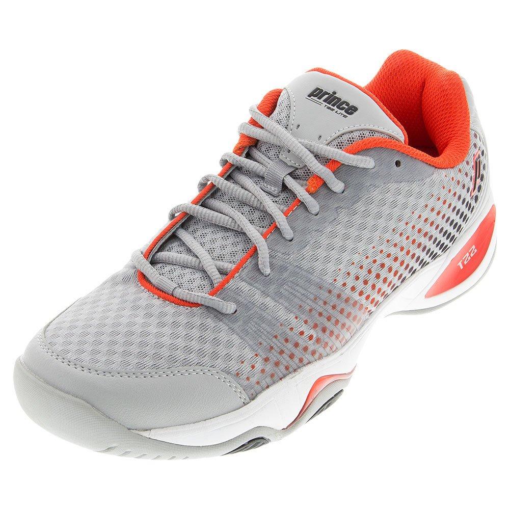 Prince T22 Lite Grey/Red Men's Shoe