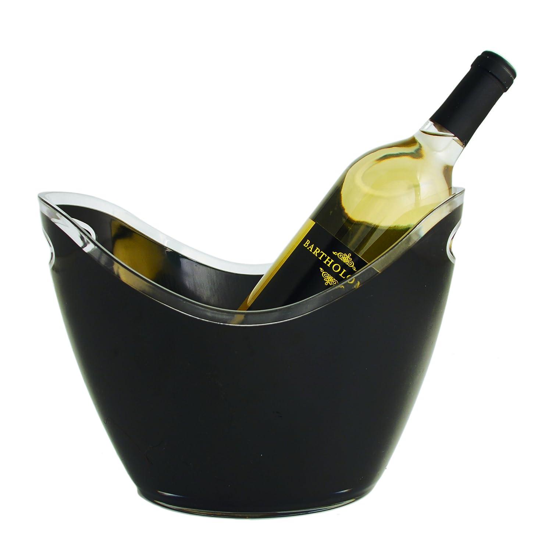 amazoncom swoop modern ice bucket by true kitchen  dining -