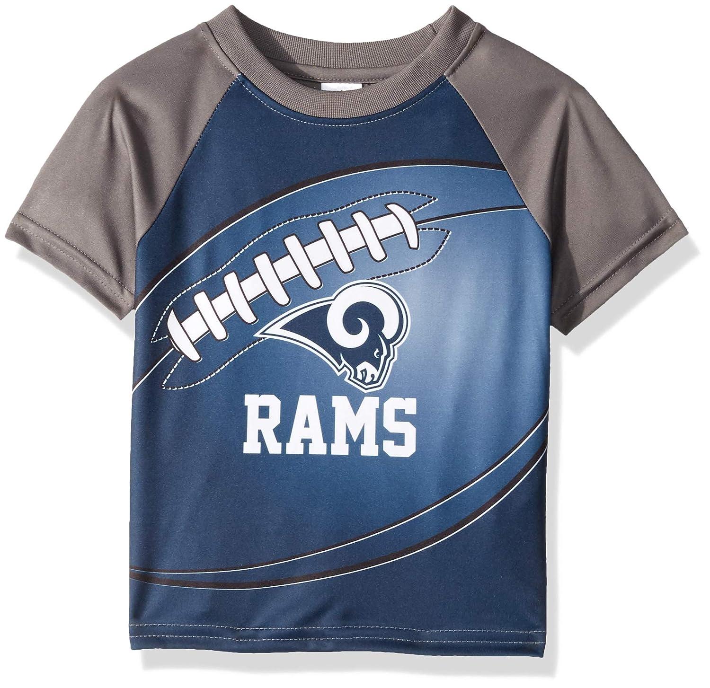Amazon.com   NFL Los Angeles Rams Male Short sleeve Tee f679e4a3e