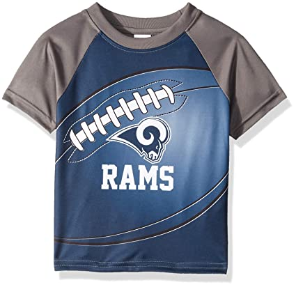 Image Unavailable. Image not available for. Color  NFL Los Angeles Rams Male  Short sleeve Tee 1fc5313c3