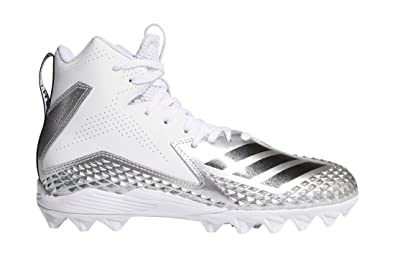 factory authentic ecaae 5abd4 adidas Kids Freak Mid MD Von Football Cleats Amazon.co.uk Shoes  Bags