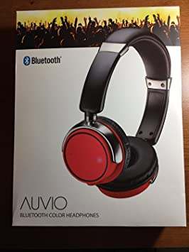 Review Auvio Bluetooth Headphones