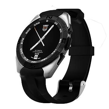 Active Tracker para Niños Reloj Teléfono Android G5 A muñeca reloj Digital para los hombres,