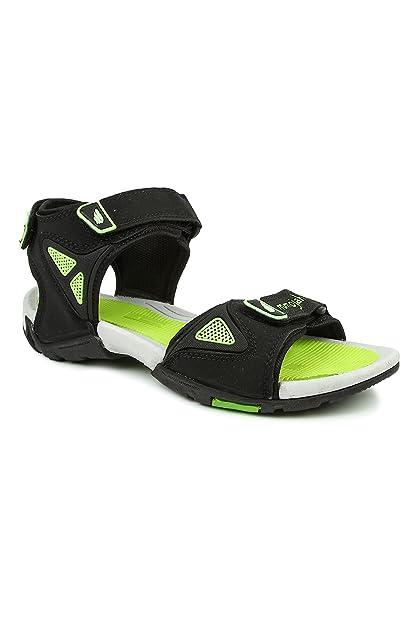Footlocker Aclaramiento Comprar Barato 100% Garantizada Mmojah Mens Easy-23 Black/Fluo Sandal -7 maEp3