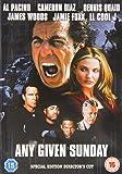 Any Given Sunday [DVD]