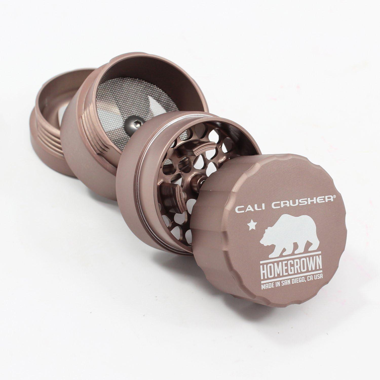 Cali Crusher Homegrown 2 piece Grinder Purple
