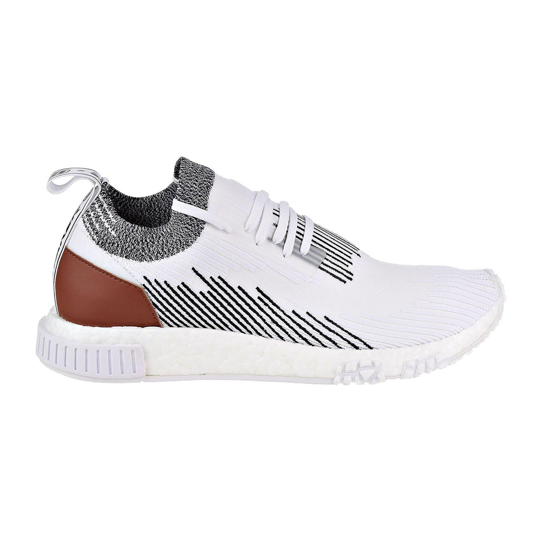 adidas NMD Racer Monaco (Cloud White/Core Black/Redwood) Men's Shoes AC8233 B07DLJKHBG 8 D(M) US