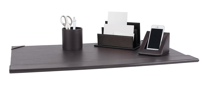 Accessori da scrivania in pelle sanotint light tabella for Amazon oggettistica