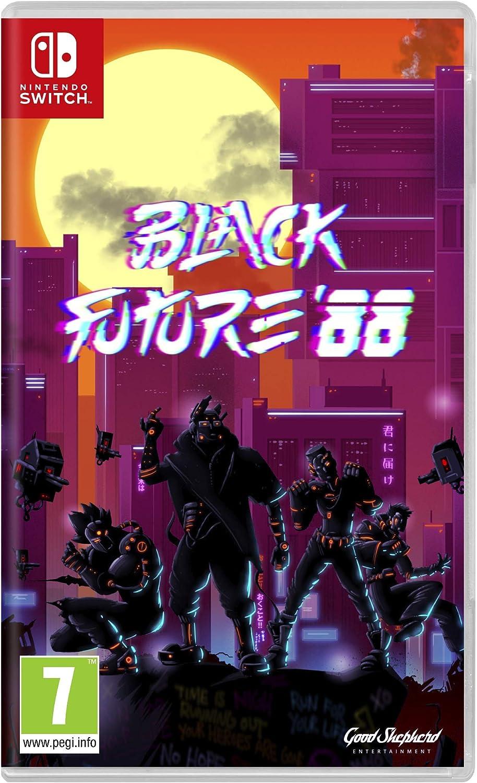 Black Future 88 - Nintendo Switch [Importación francesa]: Amazon ...