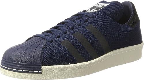 adidas Superstar 80s Primeknit, Baskets Mixte
