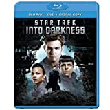 Star Trek Into Darkness [Blu-ray + DVD + Digital Copy] (Bilingual)